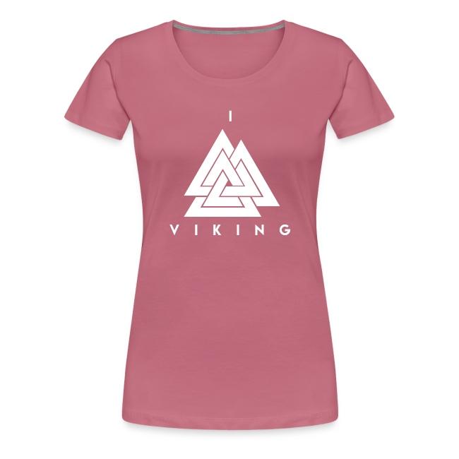 I lov Viking White