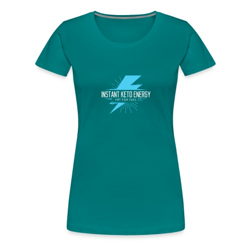 KETONES - Instant Energy Tasse - Frauen Premium T-Shirt