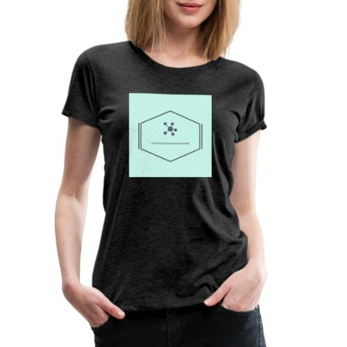 Ich bin nicht so dumm wie du aussiehst - Frauen Premium T-Shirt