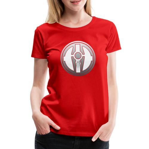 BDL logo - Naisten premium t-paita