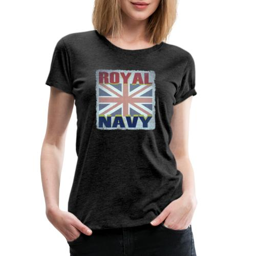 ROYAL NAVY - Women's Premium T-Shirt