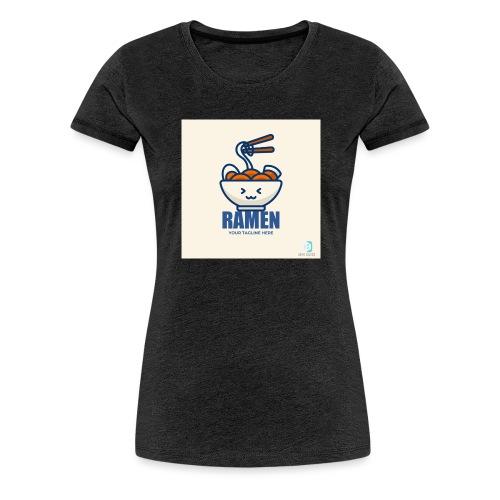 824AFAFE D856 4EED 8A0B 068FCEA34431 - T-shirt Premium Femme