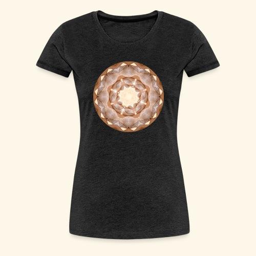 Morbid pattern tröjtryck 14 - Premium-T-shirt dam