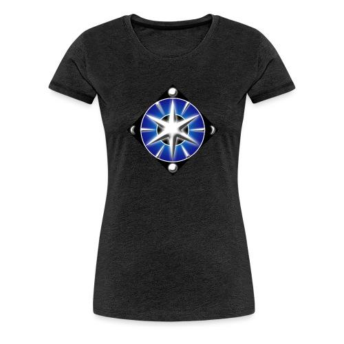 Blason elfique - T-shirt Premium Femme