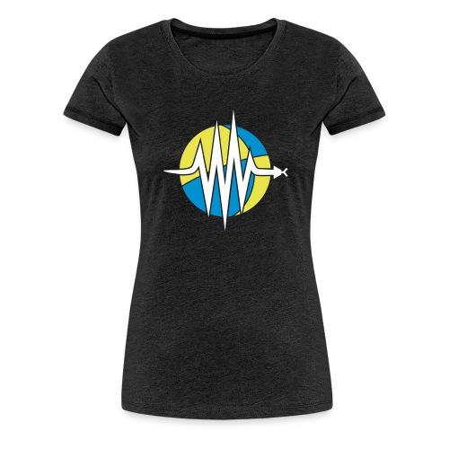 ObsPy Beachball Logo - Women's Premium T-Shirt