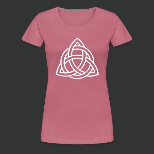 Celtic Knot — Celtic Circle - Women's Premium T-Shirt