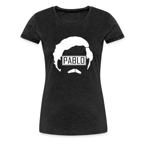 PABLO ESCOBAR TSHIRT - Vrouwen Premium T-shirt