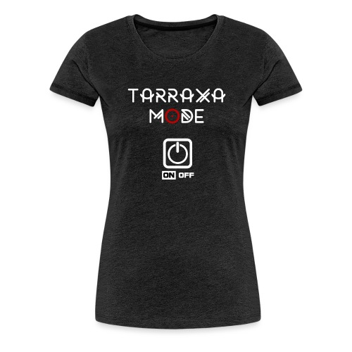 Tar Mode White png - Women's Premium T-Shirt
