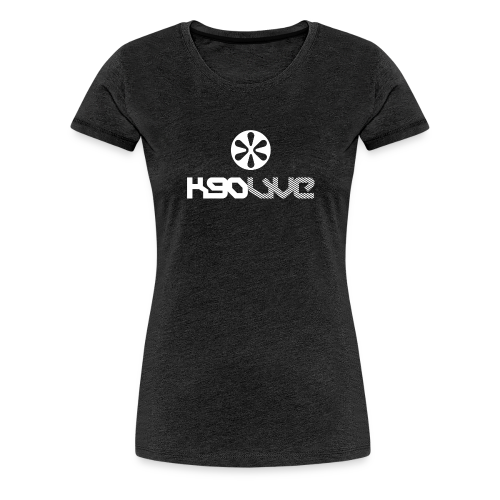 K90 LIVE - Women's Premium T-Shirt