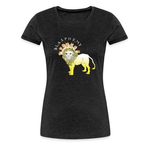 Blasphemy - Frauen Premium T-Shirt