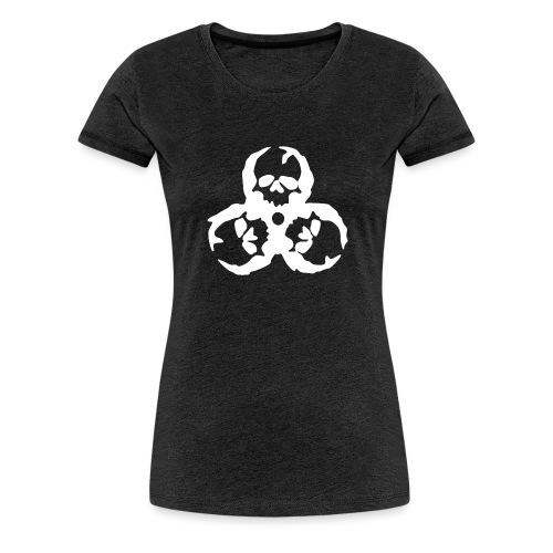 Stampgevaar Pulls Clean L - Vrouwen Premium T-shirt