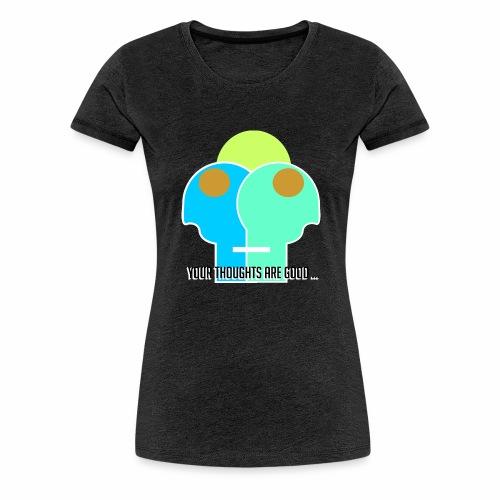 POSITIVO - Camiseta premium mujer