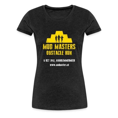 tshirt front - Vrouwen Premium T-shirt