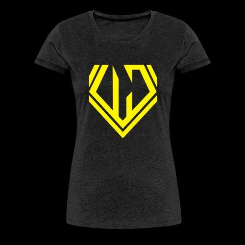 Unredd - Alpha Icon - Frauen Premium T-Shirt