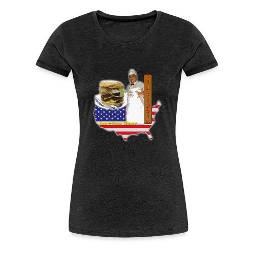 la 66 - Camiseta premium mujer