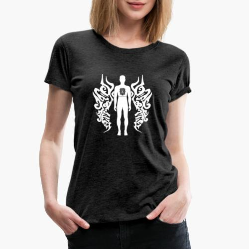 Houseology Original - Angel of Music - Women's Premium T-Shirt