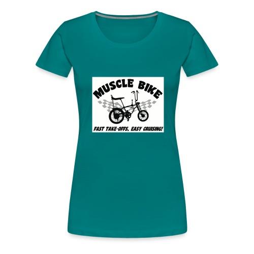 musclebike04 - T-shirt Premium Femme