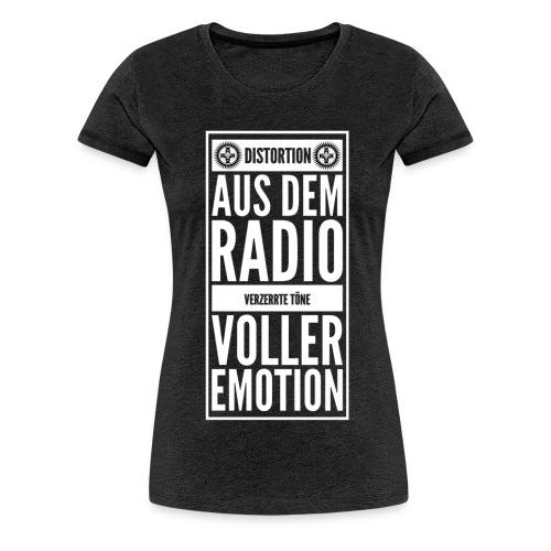 emo png - Frauen Premium T-Shirt
