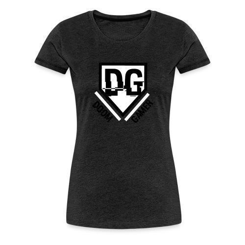 Doom gamer trui - Vrouwen Premium T-shirt