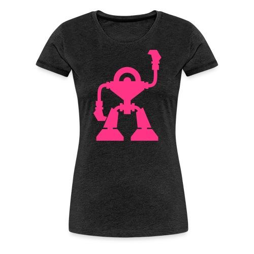 we_want_robots_solo_1 - Women's Premium T-Shirt