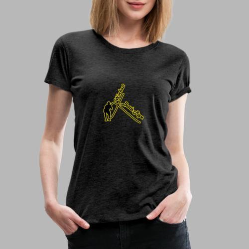 Battle Rope Workout - Frauen Premium T-Shirt