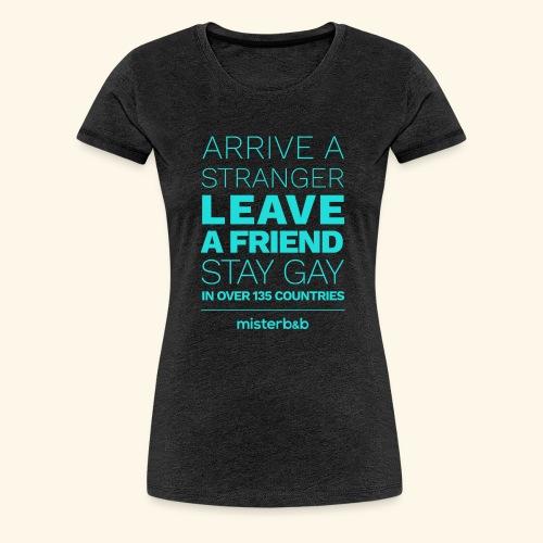 misterb&b - T-shirt Premium Femme