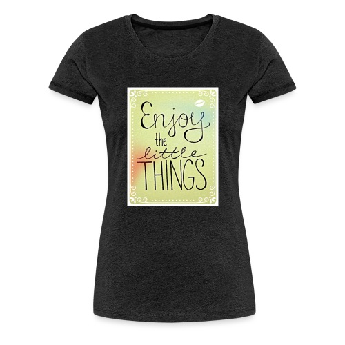 LITTLE_THINGS - Vrouwen Premium T-shirt