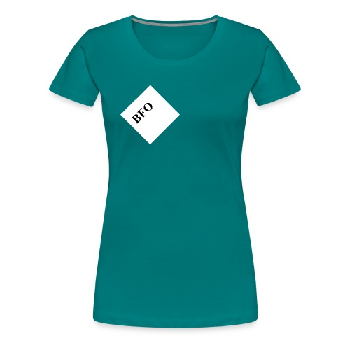 BIGFUKOFF teeshirt - Women's Premium T-Shirt