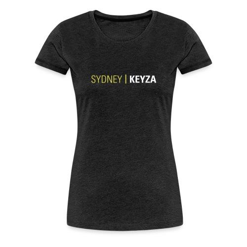 Sydney Logo - Frauen Premium T-Shirt