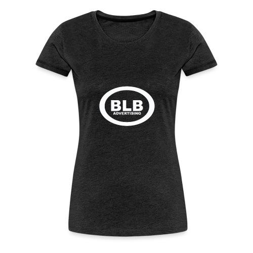 Official BLB Advertising Follower Merch - Women's Premium T-Shirt