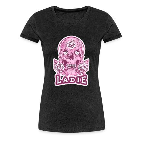 ladie - T-shirt Premium Femme
