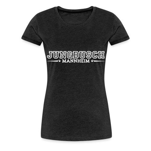Jungbusch, Mannheim - Frauen Premium T-Shirt