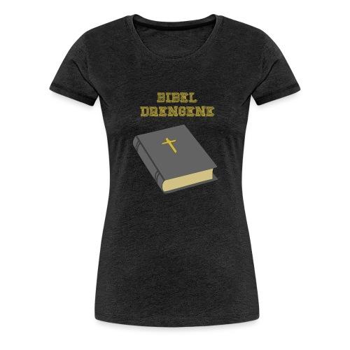 fæællel png - Dame premium T-shirt