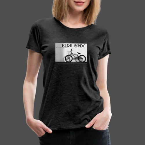 Jedź BMX - Koszulka damska Premium