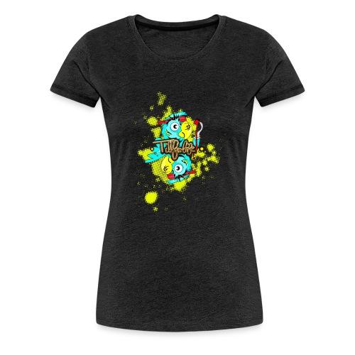 ©tillforlife-twinP - T-shirt Premium Femme