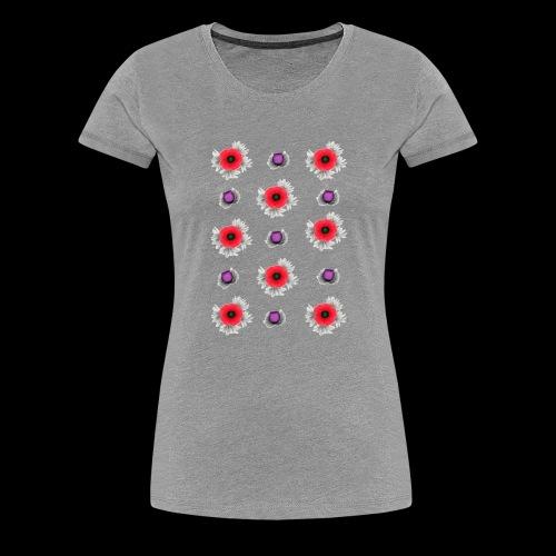 Kangaskassi - Naisten premium t-paita