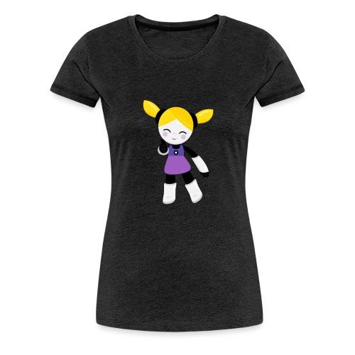 KAIA says Good Job - Frauen Premium T-Shirt