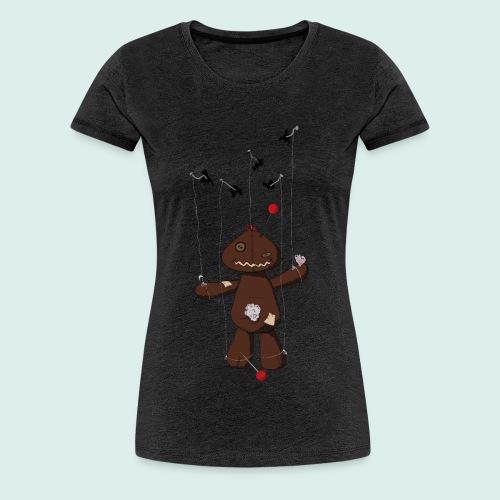 Voodoo doll - Frauen Premium T-Shirt
