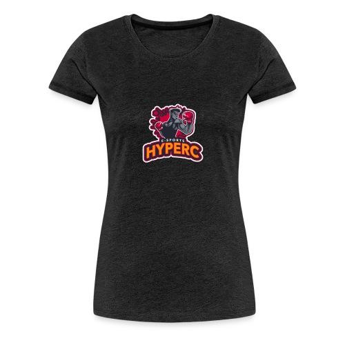 HyperC Official Clan Collection - Frauen Premium T-Shirt