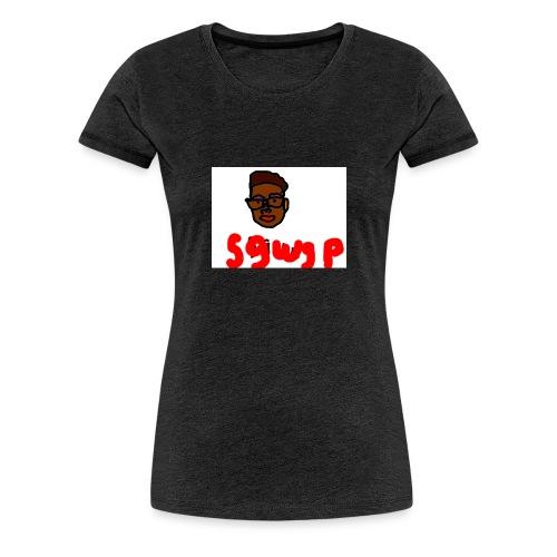 logosgwsp - Vrouwen Premium T-shirt