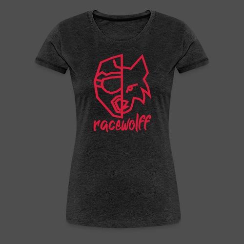 racewolff Logo 0RWRO - Women's Premium T-Shirt
