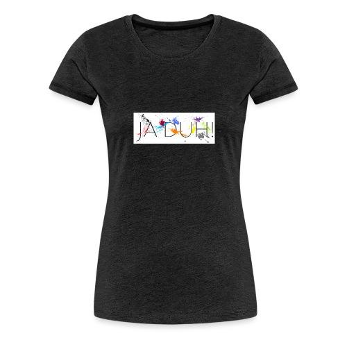 Ja Duh! Merchandise Mula B Meesterplusser - Vrouwen Premium T-shirt
