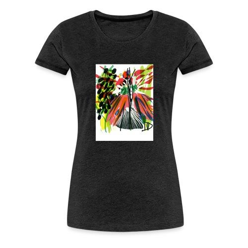 Papillon de nuit d'opaline - T-shirt Premium Femme
