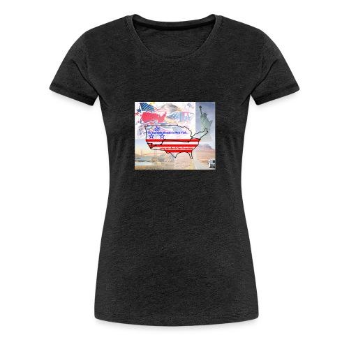 Pakt 11.11.11 LOGO - Frauen Premium T-Shirt