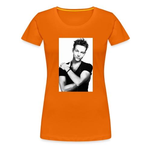 handsome guy - Women's Premium T-Shirt