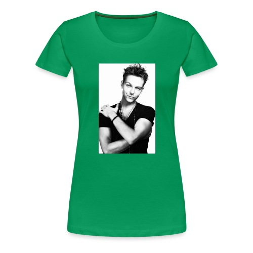 handsome guy - Women's Premium T-Shirt