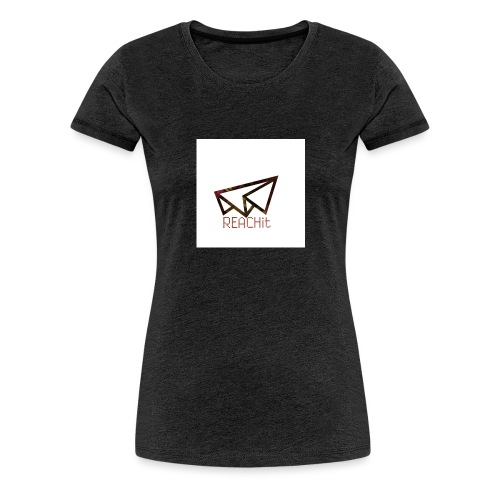 REACHit - T-shirt Premium Femme