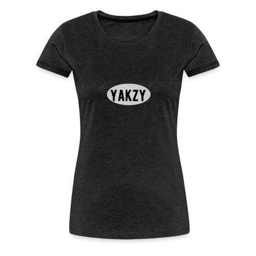 YAKZY-CLOTHING - Women's Premium T-Shirt