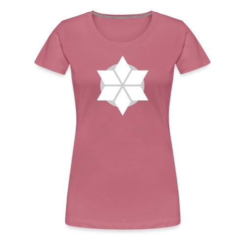 Morgonstjärnan - Premium-T-shirt dam