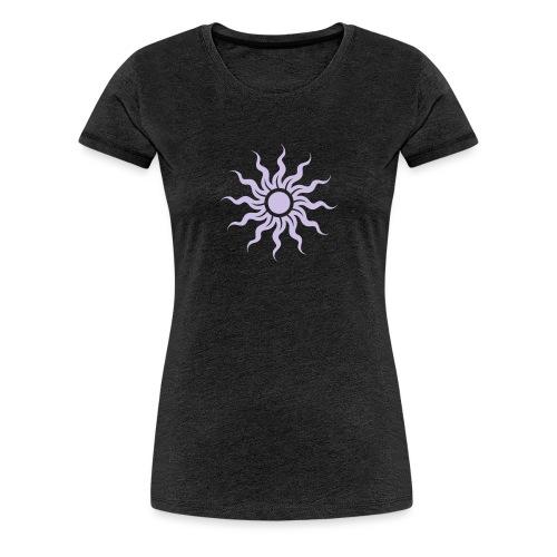The Sun - Frauen Premium T-Shirt